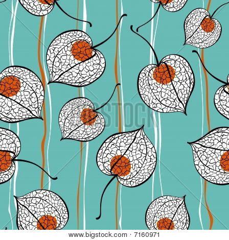physalis seed pattern