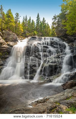 Laverty Falls (long Exposure)