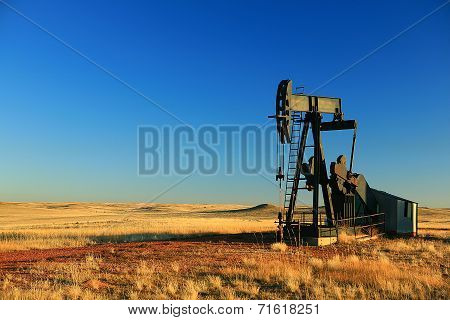 High Plains pumper Jack