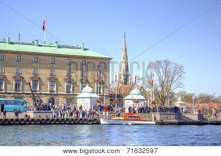 Copenhagen. Royal Marina