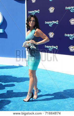 LOS ANGELES - SEP 7:  Juli Goldstein at the