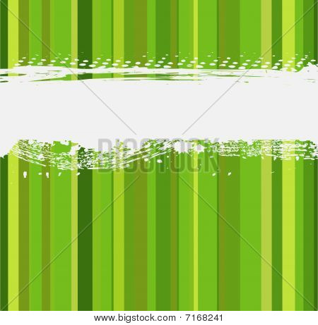 Background from vertical strips