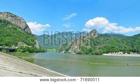 Olt River Valley