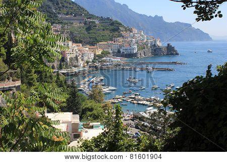 Amalfi Coast overview