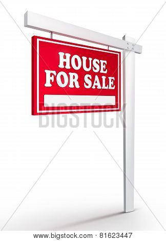 Real Estate Sign –house For Sale