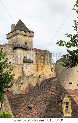 France's Chateau de Castelnaud