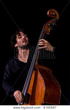 Joan Eche-puig At Umbria Jazz Festival In Perugia, Italy