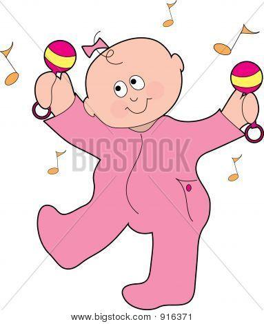 Dancing_Baby_Girl
