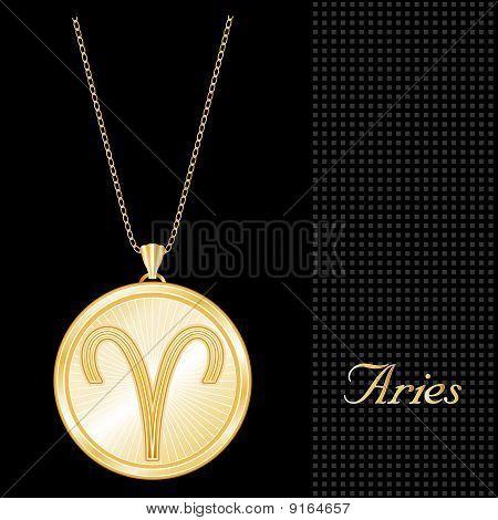 Aries Medallion