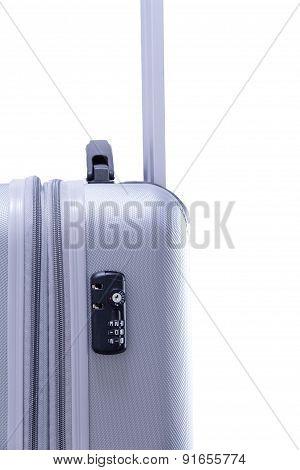 Tsa Travel Lock On A Suitcase