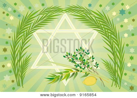 Jewish Holiday Of Sukkot Holiday