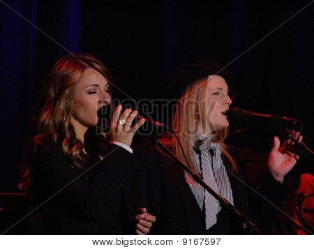 the Webb Sisters - Florence 2010