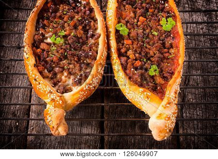 Meat In Pastry
