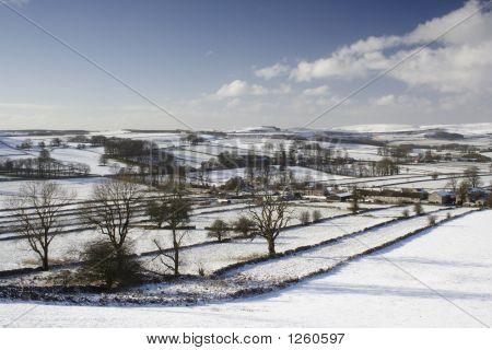 Chelmorton In The Snow