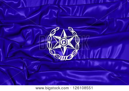 Flag Of Israel Police