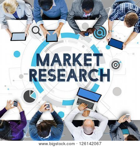 Market Research Target Strategy Mission Concept