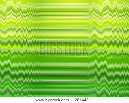 Abstract green background interesting texture, green lines pattern.