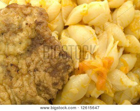 Chop On Macaroni