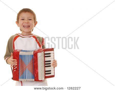 Accordion Boy 36