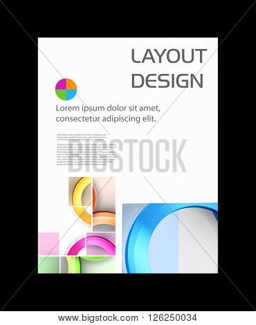 Business modern template easy all editable