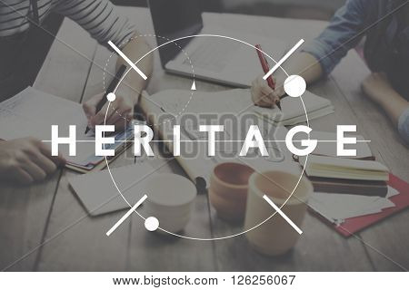 Heritage Attraction Museum Nature Historical Concept