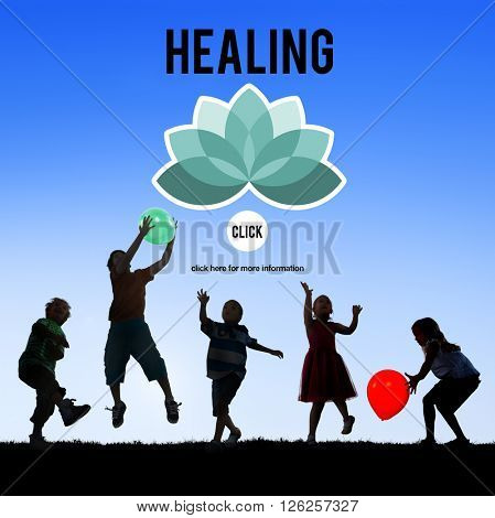 Healing Healthcare Restoration Improvement Physical Development Concept