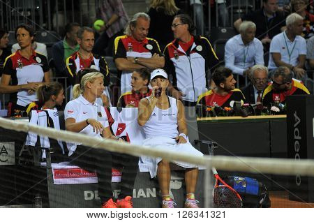 Wta Nr. 3 Tennis Player Angelique Kerber