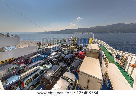 Cres Island Ferry