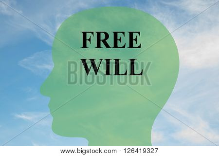 Free Will Mind Concept