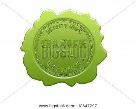 Olive Oil Wax Seal