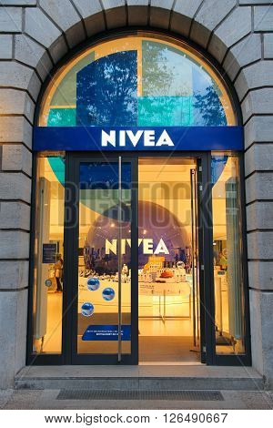 Nivea Shop
