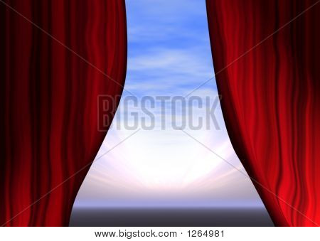 Opening Curtains