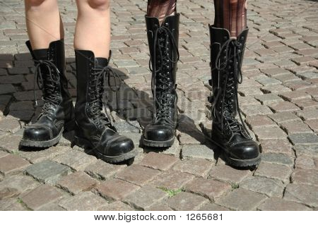 Boots Lineup