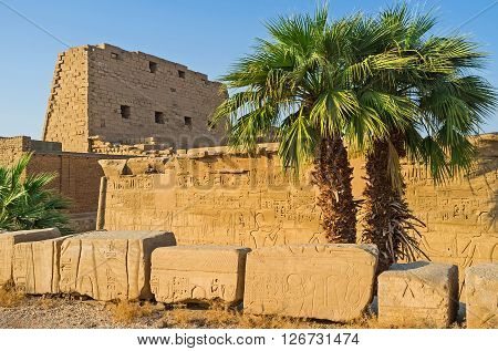 The Karnak Temple is the perfect place to discover the history of ancient Egypt Luxor.