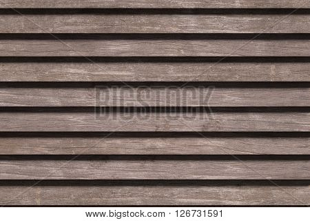 Shabby Brown Wood Planks