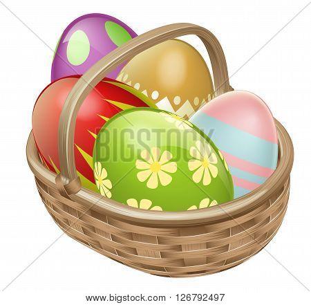 Easter Egg Hamper