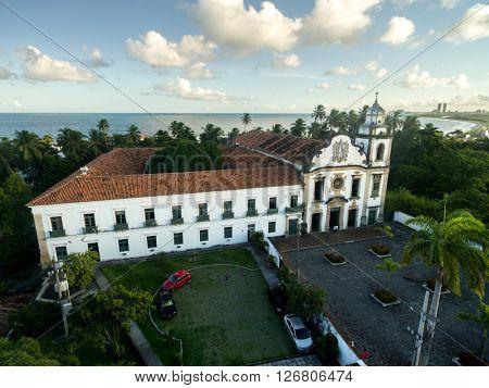 Convent of San Francisco, Olinda, Pernambuco, Brazil