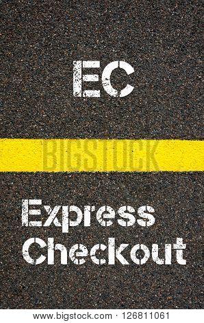 Business Acronym Ec Express Checkout