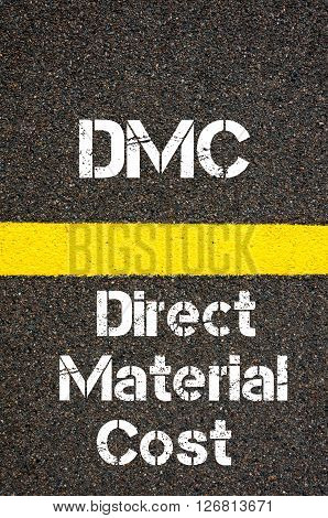 Business Acronym Dmc Direct Material Cost