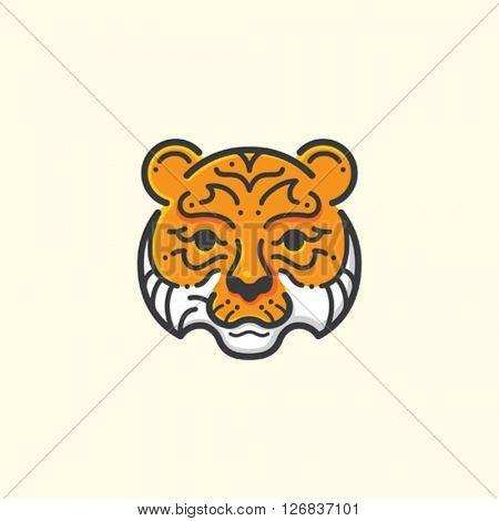 Tiger Head Line