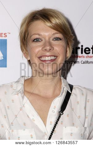 LAS VEGAS - APR 17:  Mary Elizabeth Ellis at the Milk + Bookies Story Time Celebration at the California Market Center on April 17, 2016 in Los Angeles, CA