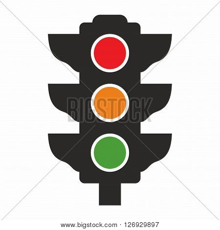 Traffic lights, signalling devices positioned at road intersections, pedestrian crossings, and other locations to control flows of traffic.