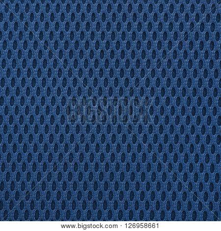 multilayer fiber fabric texture. Close up top view.