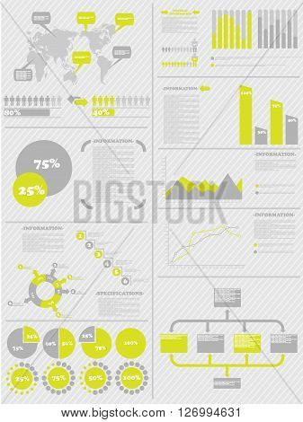INFOGRAPHIC DEMOGRAPHICS  YELLOW for web and other