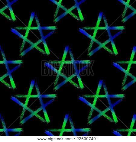 Pentagram Occult Vector Photo Free Trial Bigstock
