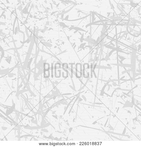 Abstract Gray Grunge Background. Grunge Seamless Pattern. Background Texture. Abstract Vector. Layer