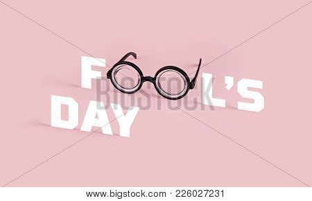 Greeting Card For April Fool's Day
