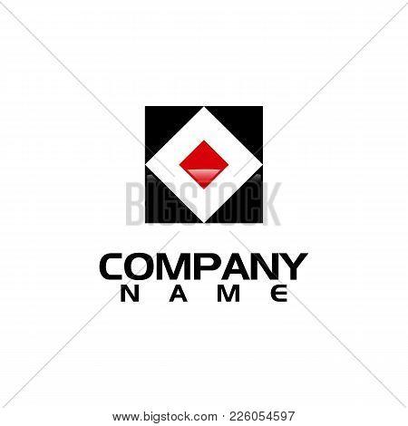 Abstract Logo, Creative Media Play Logo, Vector Logo Concept Illustration,media Logo Sign, Play Logo