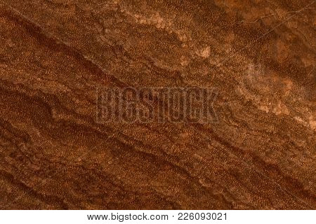 Brown Marble Texture Of Onyx Stone. High Resolution Photo.