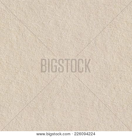 Seamless Square Texture. Cream Paper Texture Background For Scrapbooking. Tile Ready.
